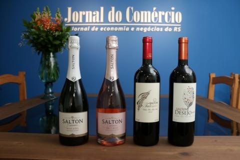 Salton apoia JC na Expointer