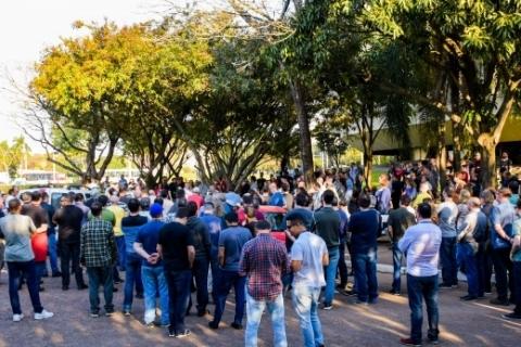 Trabalhadores da Procergs entram em greve por tempo indeterminado