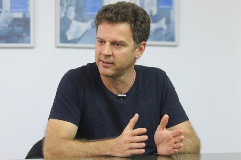 Eduardo Moreira, ex-banqueiro, empresário e escritor