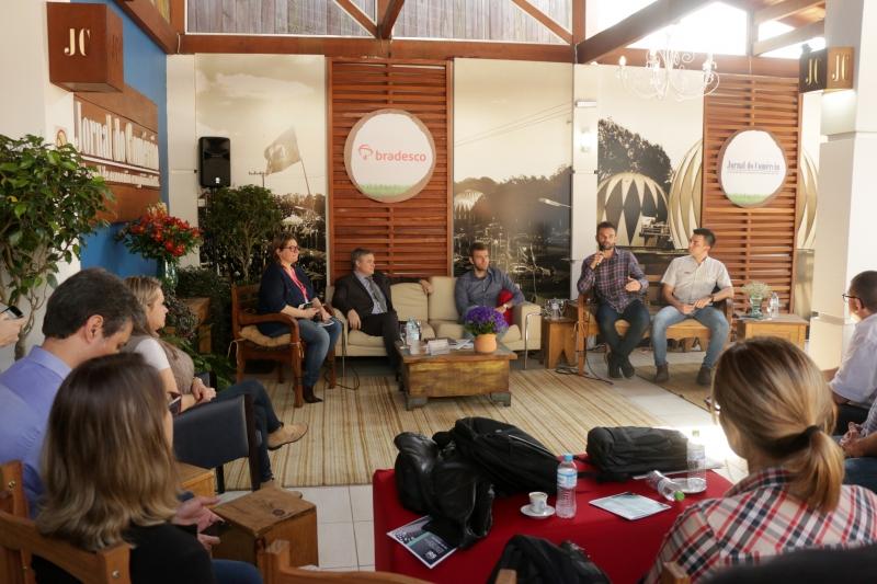 Evento abordou aspectos como treinamento e colaboração como formadores desse novo cenário