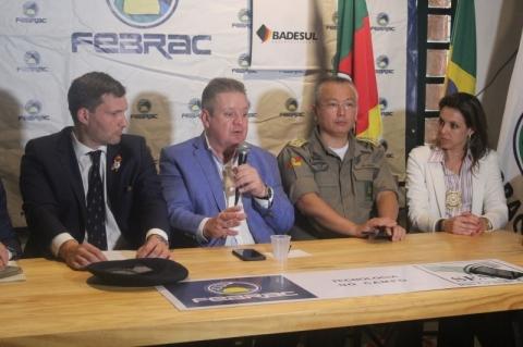 Estadoganha coordenadoria para combater crimes rurais