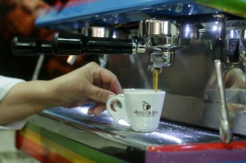 Andorra Máquinas de Café apoia JC na Expointer