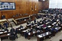 Deputados aliados de Leite debatem projetos do pacote do governo