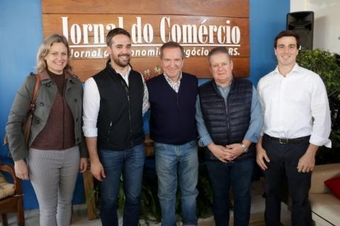 Governador diz que números da Expointer injetam ânimo na economia gaúcha