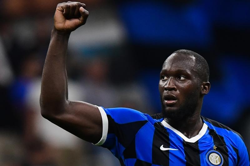 Lukaku se transferiu nesta temporada para a Inter de Milão, depois de defender o Manchester United