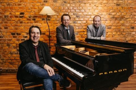 Espaço 373 recebe o New Trio nesta sexta-feira