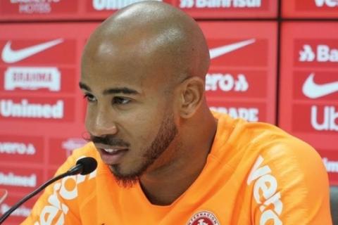 Patrick aponta Internacional com moral para bater Cruzeiro e obter vaga na final