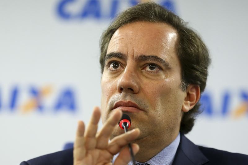 O presidente da Caixa, Pedro Guimarães, está  viajando todo o País para acompanhar os saques do FGTS