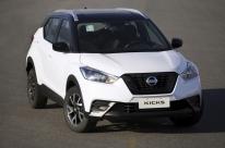 Nissan apresenta série limitada do crossover Kicks