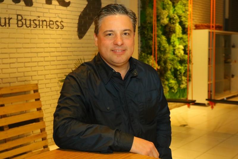 'Queremos fornecer tecnologia para que as pessoas possam transformar o ambiente', diz Trevisan