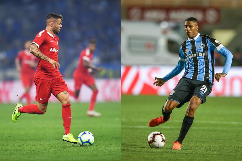 Nico López deve retornar ao time principal; Jean Pyerre é o cérebro da equipe de Renato Portaluppi