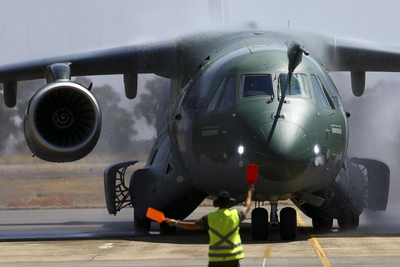 Aeronave pode atuar em missões apoio humanitário e salvamento