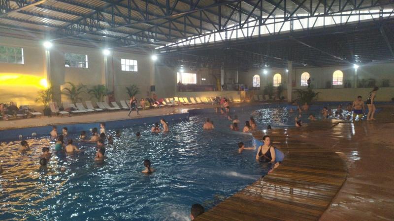 Primeira etapa de parque em Santana do Livramento foi inaugurada em julho