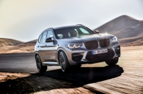 BMW do Brasil inicia pré-venda do X3 M Competition