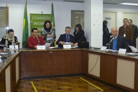 Audiência discute venda de imóveis do IPE-Saúde
