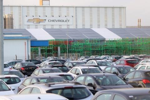 GM e sindicato fecham acordo para adotar layoff em fábrica de Gravataí