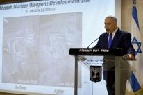 Netanyahu anuncia ter descoberto suposto local onde Irã conduz testes com armas nucleares