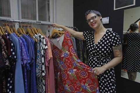 Vestidos inspirados nos anos 1960 para todos os tamanhos