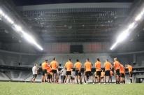 Em Curitiba, Inter inicia decisão do título contra o Athletico-PR