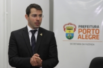 Leonardo Busatto reassume Secretaria da Fazenda de Porto Alegre na segunda-feira