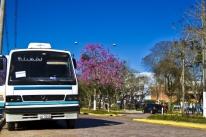 Para evitar 'quase colapso', UFSM corta ônibus e viagens e limita uso de ar condicionado