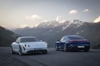 Porsche revela seu primeiro carro esportivo 100% elétrico