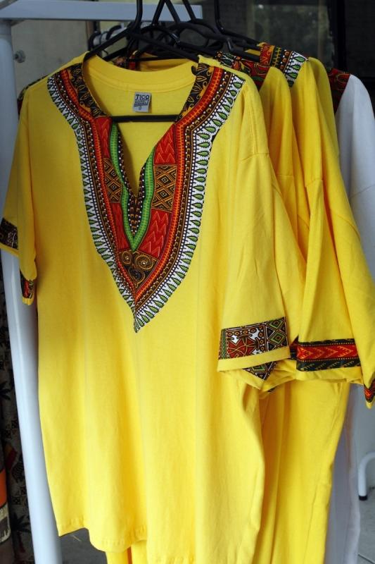 GeraçãoE  Entrevista com Löua Pacòm Óulaï proprietário da Sankofabutik, loja especializada em moda africana.
