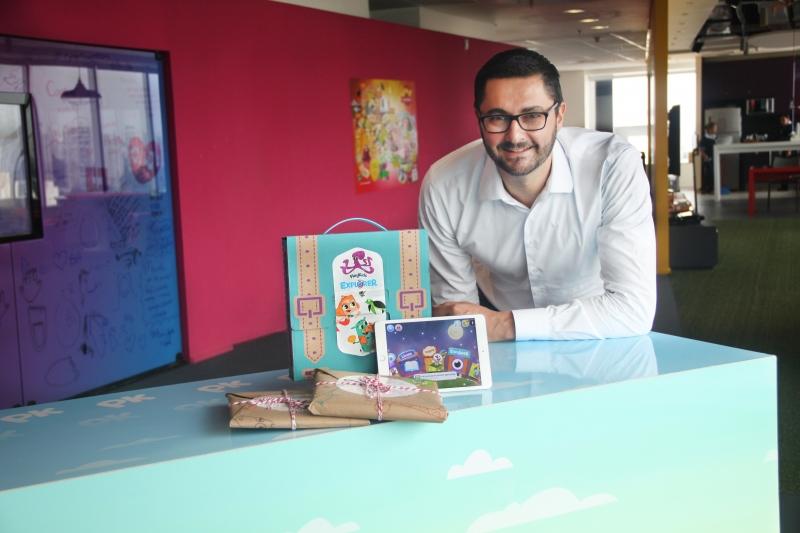Guilherme Martins fundou o Leiturinha com um sócio em 2014