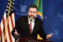 Ernesto Araújo se refere a invasores do Congresso dos EUA como 'cidadãos de bem'