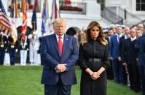 Com Covid-19, Trump será levado para hospital militar como medida de precaução