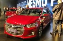 GM apresenta novo Onix produzido em Gravataí no Rio Grande do Sul