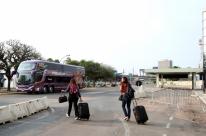 O adeus ao velho aeroporto
