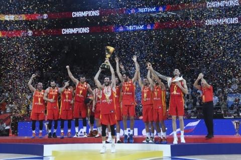Espanha dá aula, anula Scola e conquista o Mundial de Basquete pela 2ª vez