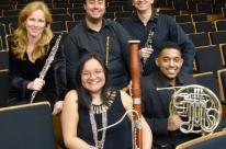 Quinteto da Ospa tem como palco a Fundação Iberê Camargo no domingo
