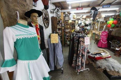 Semana Farroupilha movimenta lojas tradicionalistas