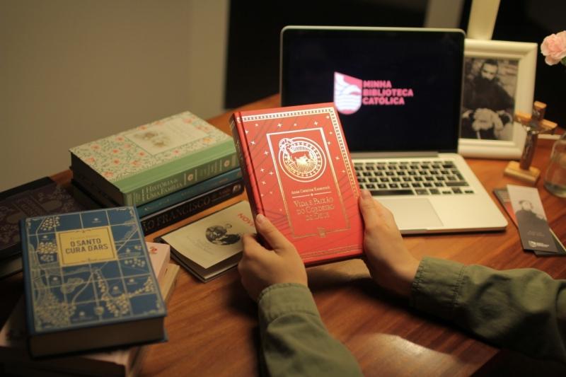 EQUIPE MINHA BIBLIOTECA CATÓLICA/DIVULGAÇÃO/JC