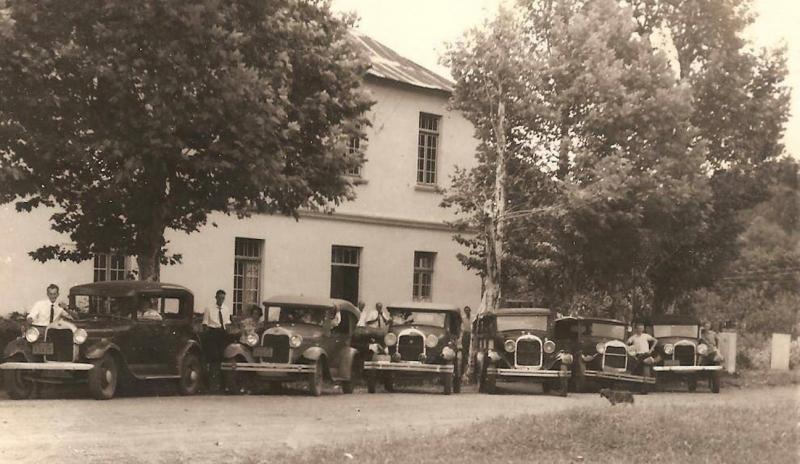 pg3 1 Frota de carros em Santa Terezinha- Bom Princpío - acevro Félix Peter