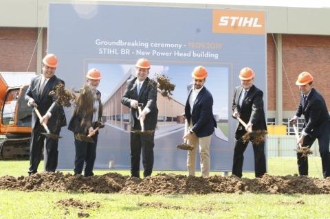 Stihl investe R$ 67 milhões na ampliação de planta