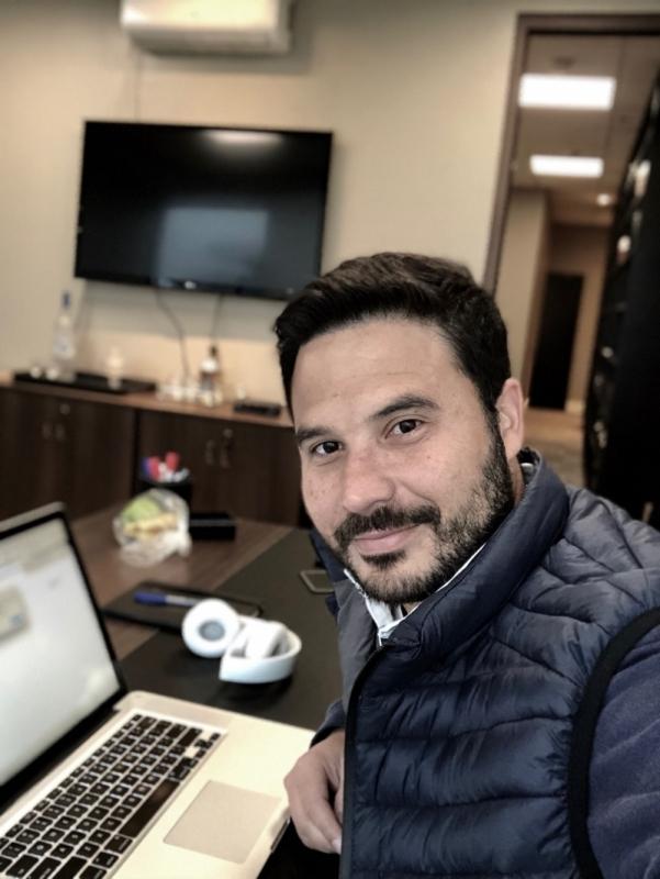 Bruno Andrade, CEO da Blueprintt