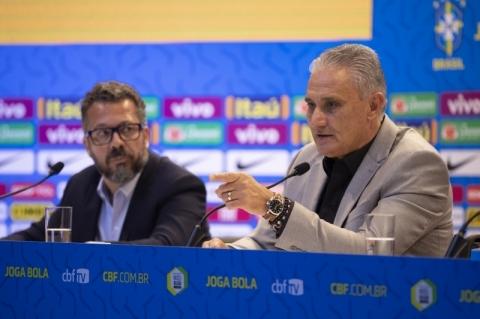 Brasil se mantém em 3º lugar no ranking da Fifa após empates com africanos
