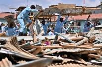 Desmoronamento de sala de aula mata sete estudantes no Quênia