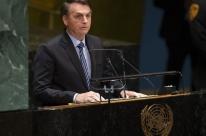 'Brasil ressurge depois de estar à beira do socialismo', diz Bolsonaro na ONU
