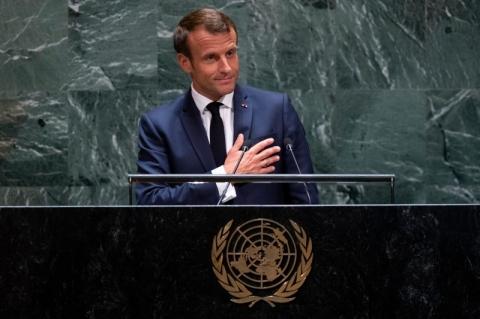 Macron nega lobby e diz que quer ajudar Amazônia