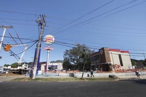 Burger King finaliza duas novas operações em Porto Alegre