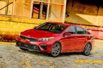 Kia Motors atribui mais esportividade à nova geração do Cerato