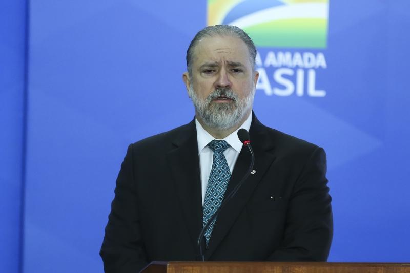 Aras, disse que o Ministério Público deverá ser pautado pela segurança pública