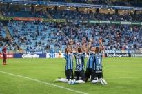 Grêmio deve abrir até sexta venda de ingressos para jogo contra Flamengo no Rio