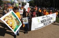 Marcha Gaúcha pelo Clima mobiliza ativistas na Capital