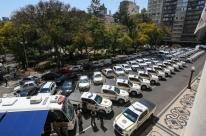 Brigada Militar recebe reforço de viaturas e armamentos
