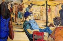 Dometila Café e Bistrô recebe exposição de Myriam Dutra